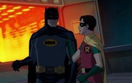 Le Batman des années 60 revient dans un nouveau film d'animation : Return of the Caped Crusaders