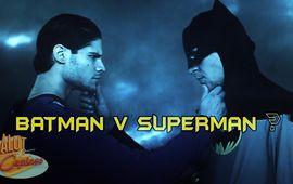 Batman v Superman : découvrez les origines du film en vidéo !