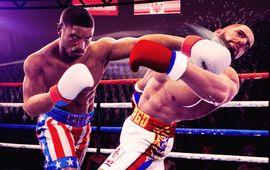Rocky et Creed remontent sur le ring pour le jeu vidéo Big Rumble Boxing : Creed Champions