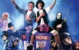 Presque 30 ans plus tard, Keanu Reeves revient dans un troisième film Bill & Ted