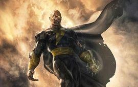 Black Adam : le film DC avec Dwayne Johnson a casté son Dr. Fate et c'est une sacrée surprise