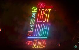 The Last Night : Une bande-annonce entre Blade Runner et Flashback pour l'E3