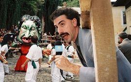 Borat : Sacha Baron Cohen de nouveau aperçu dans le costume du reporter kazakh