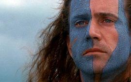 Braveheart : et Mel Gibson sauva Hollywood avec son kilt et son couteau