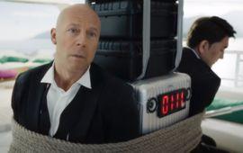 Bruce Willis a trouvé comment faire des films en se tournant les pouces