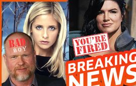 Buffy contre le vampire Joss Whedon, Mandalorian vire Gina Carano, scandale au CNC