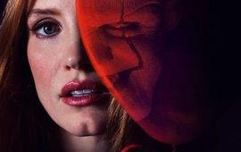 Ça 2 : Jessica Chastain évoque une des scènes les plus sanglantes de tous les temps