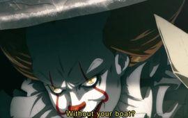 Quand Ça est revisité par l'animation japonaise, il est encore plus terrifiant