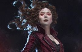 Captain America Civil War : Découvrez le design alternatif de Scarlet Witch