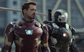 Captain America Civil War : les héros Marvel se battent à la cantine dans un nouvel extrait