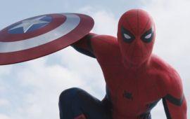Captain America Civil War lève enfin le voile sur le nouveau Spider-Man dans une bande-annonce tonitruante