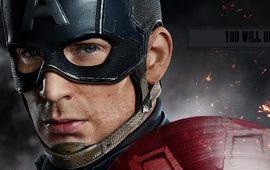 Après Civil War, Steve Rogers n'est plus Captain America