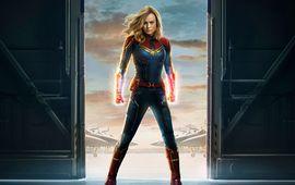 Captain Marvel dévoile sa deuxième affiche avant sa nouvelle bande-annonce dans quelques heures