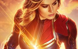 Captain Marvel fait le plein d'affiches et nous présente ses personnages