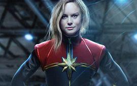 Captain Marvel : Brie Larson explique pourquoi la première super-héroïne Marvel ne compte pas pour des prunes