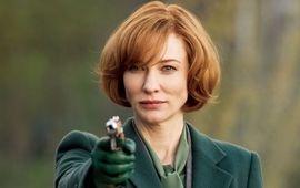 Cate Blanchett dit avoir été harcelée par Harvey Weinstein, et espère qu'il ira en prison