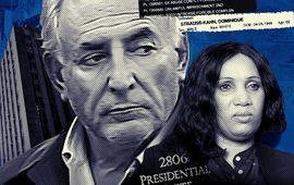 Chambre 2806 : L'Affaire DSK - critique bien troussée sur Netflix