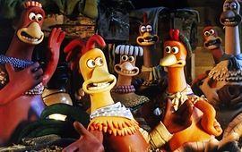 Chicken Run va avoir droit à une suite