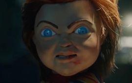 Child's Play : Chucky a encore massacré une star de Toy Story sur une de ses affiches