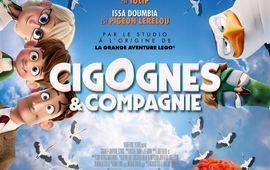 Cigognes et Cie dévoile une nouvelle bande-annonce dans le style de L'Âge de Glace