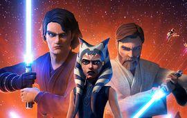 Star Wars : The Clone Wars : la saison 7 tease une équipe de têtes brûlées et dévoile son synopsis