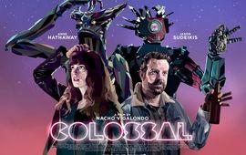 Colossal : une seconde vie méritée pour ce bel OVNI en Blu-ray ?
