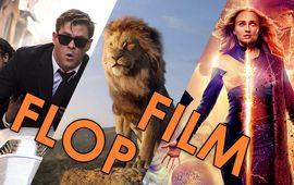 Les flops films 2019 de la rédaction en vidéo