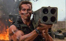 Commando : un acteur du film original affirme qu'un prequel était en préparation