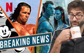 Disney en crise, Conan revient et Avatar 2 est dans la boîte ! - Breaking News