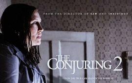 Conjuring : Vera Farmiga révèle avoir été victime de phénomènes paranormaux pendant le tournage
