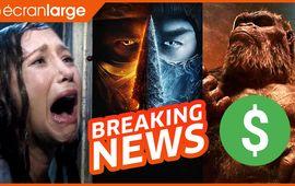 Conjuring 3 a une bande-annonce satanique, Mortal Kombat en France, bilan vénère de Godzilla vs Kong