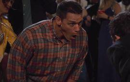 Vous n'en vouliez pas, ils l'ont fait, John Cena défèque de la bière dans le trailer de Contrôle Parental