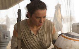 Star Wars : Daisy Ridley révèle que Rian Johnson n'a rien conservé du travail de J.J. Abrams