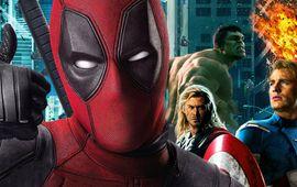 Malgré le succès de Deadpool Disney annonce que le studio ne produira jamais de films Marvel classés R
