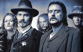 Le film tiré de la série Deadwood, ce n'est pas encore gagné