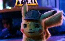 Détective Pikachu s'offre un nouveau spot TV bien baveux