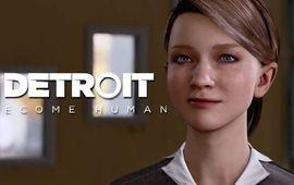 Après Beyond : Two Souls, Detroit : Become Human revient dans une nouvelle bande-annonce déchirante
