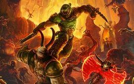 Doom Eternal veut nous saigner à mort avec l'arrivée du Mode Horde