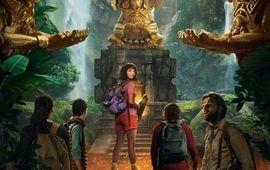 Dora et la Cité perdue : la jeune aventurière affronte des sables mouvants péteurs dans la nouvelle bande-annonce