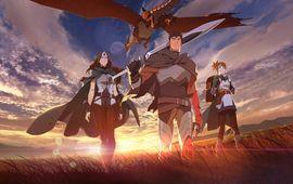 DOTA : Dragon's Blood - la nouvelle série fantastique de Netflix tirée du célèbre jeu vidéo