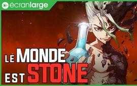 Dr. Stone : C'est pas Sorcier en anime, et c'est fou