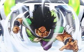Dragon Ball Super : Broly tease l'arrivée explosive du Super Saïyen Broly dans un extrait et une bande-annonce