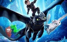Dragons 3 : Le monde caché - critique qui Krokmou