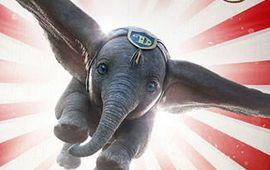 Le Dumbo de Tim Burton dévoile ses personnages dans des affiches qui piquent les yeux