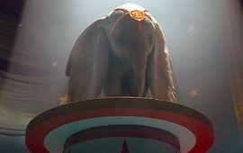 Dumbo : Tim Burton essaye de nous tirer les larmes avec la nouvelle bande-annonce