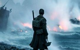 Christopher Nolan voulait tourner son Dunkerque sans aucun scénario