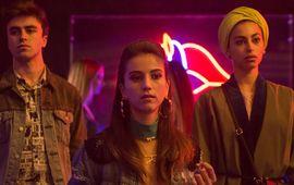 Élite saison 2 ou quand Netflix part dans l'excès le plus total avec sa série espagnole