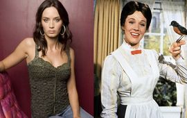 Et Mary Poppins sera... Emily Blunt !