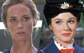 Emily Blunt en dit un peu plus sur Mary Poppins Returns