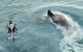 En eaux troubles : encore une nouvelle image qui tease le très gros requin de Jason Statham